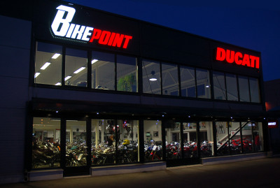 Bikepoint / Ducati esindus